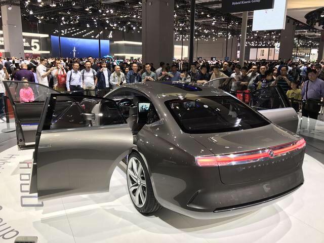 4月底2018北京国际车展新、老展馆同时开幕