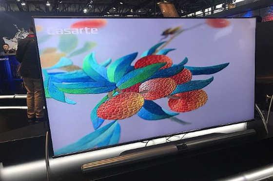 从满足需求到创造需求 卡萨帝为高端电视用户提供升级体验