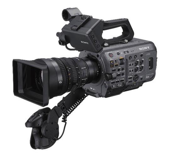 索尼推出新款旗舰FX9摄像机