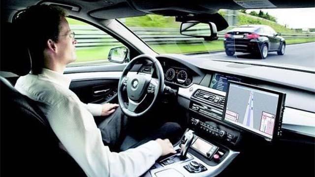自动驾驶汽车上路,还有三步之遥