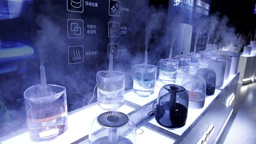 2020亚都浮动机芯加湿器惊艳亮相