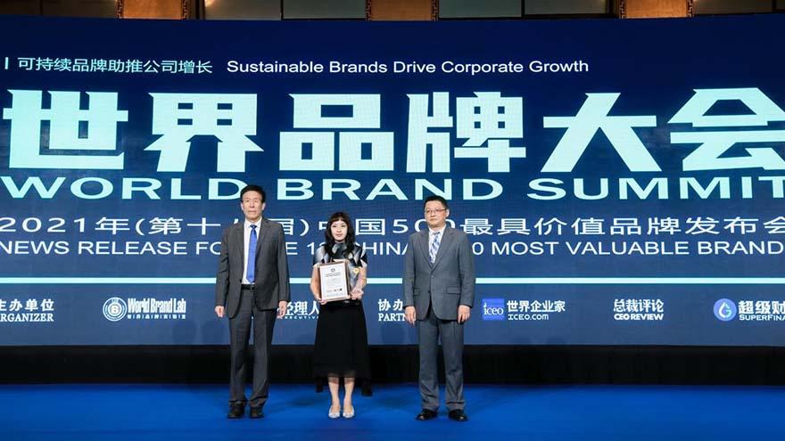 中国500最具价值品牌出炉,苏宁深化零售服务彰显品牌价值